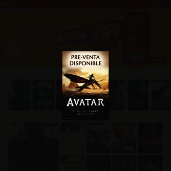 Cinestar.com.pe thumbnail