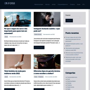 Cinform.com.br thumbnail