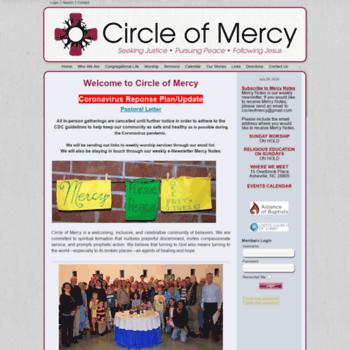 Circleofmercy.org thumbnail
