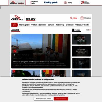 Cirkev.cz thumbnail