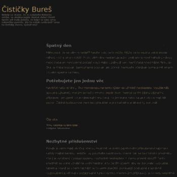 Cisticky-bures.cz thumbnail