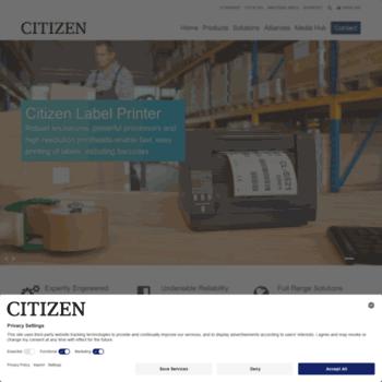 Citizen.co.uk thumbnail