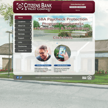 citizens bank ardmore ok