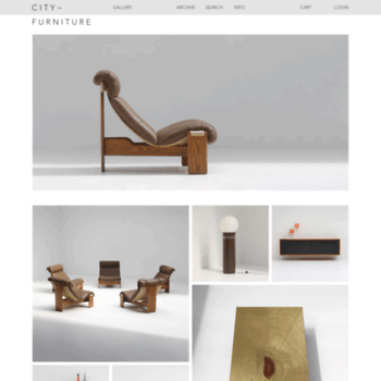 City-furniture.be thumbnail