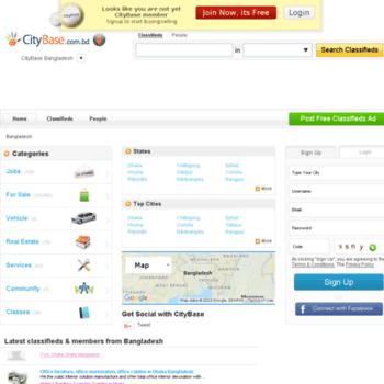 citybase com bd at WI  Bangladesh Classifieds   Bangladesh Business