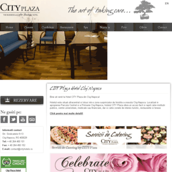 Cityhotels.ro thumbnail