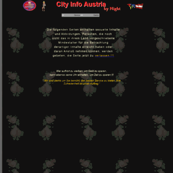 Cityinfo-austria-night.at thumbnail