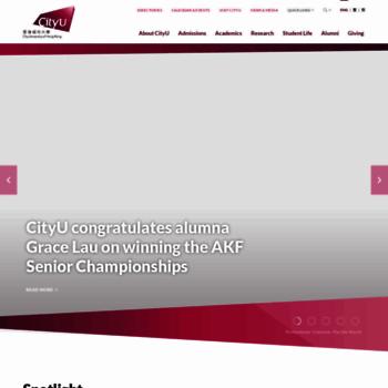 Cityu.edu.hk thumbnail