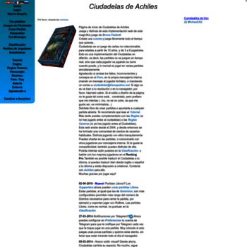 Ciudadelas.net thumbnail