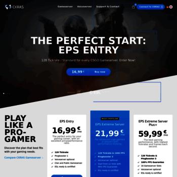 ckras com at WI  CKRAS - Professional CS:GO Gameserver