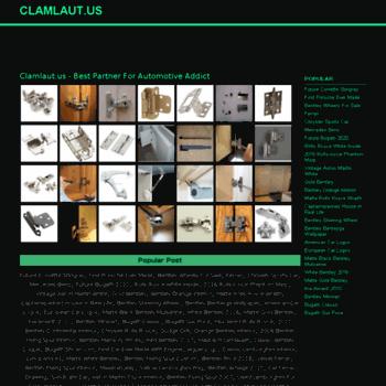 Clamlaut.us thumbnail