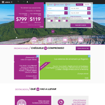 clasico volaris com at WI  Volaris® The Mexican airline with