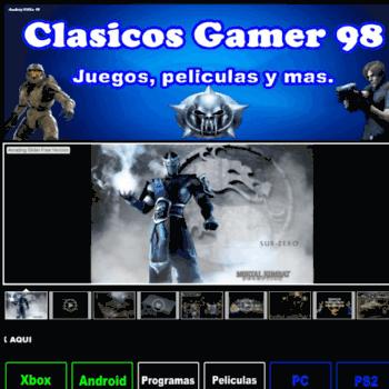 Clasicosgamer Hol Es At Wi Clasicosgamer98 Descarga Juegos De Xbox