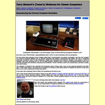 Classic-computers.org.nz thumbnail