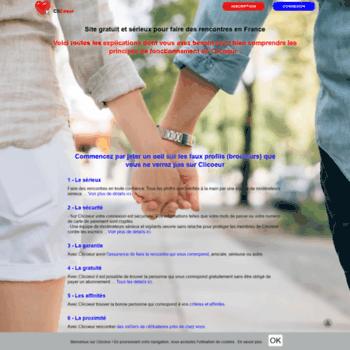 Sites de rencontre gratuits Wisconsin