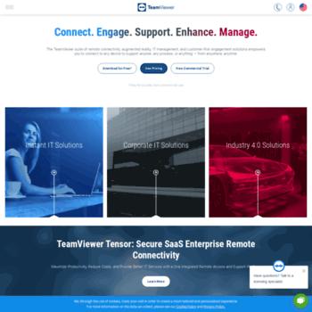client teamviewer com at WI  Home - TeamViewer