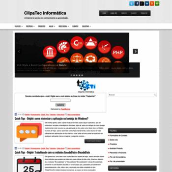 Clipatecinformatica.com.br thumbnail