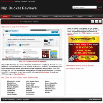 Clipbucket-reviews.info thumbnail