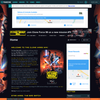 Clonewars.wikia.com thumbnail