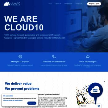 Cloud10.it thumbnail