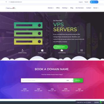 cloudserverbd com at WI  Domain Name Registration and Web