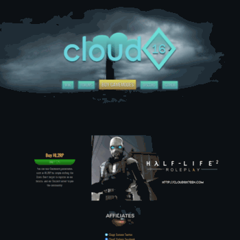 cloudsixteen com at WI  Cloud Sixteen - Buy HL2RP