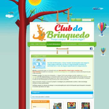 Clubdobrinquedo.pt thumbnail