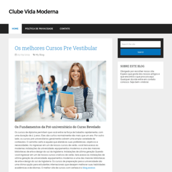 Clubevidamoderna.com.br thumbnail