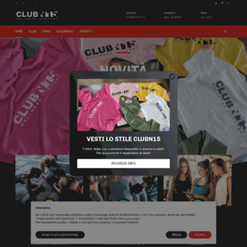 Clubn15.it thumbnail