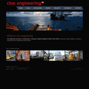 Clue-engineering.pl thumbnail