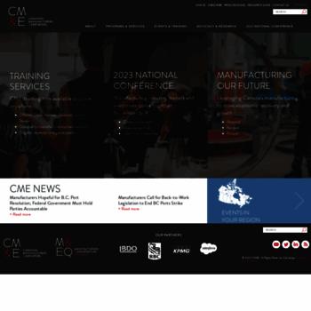 Cme-mec.ca thumbnail