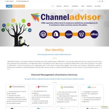Cmeinfotech.com thumbnail