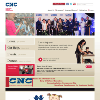 Cnc.org thumbnail