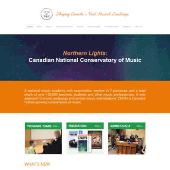 Cncm.ca thumbnail