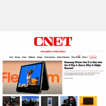 Cnet.com thumbnail