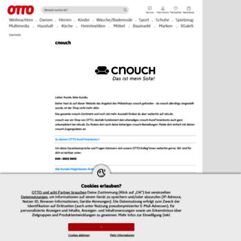 Cnouchde At Wi Cnouchde Polstermöbel Wohnmöbel Zum Online Shop
