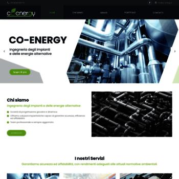 Co-energy.it thumbnail