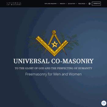 Co-masonry.org thumbnail