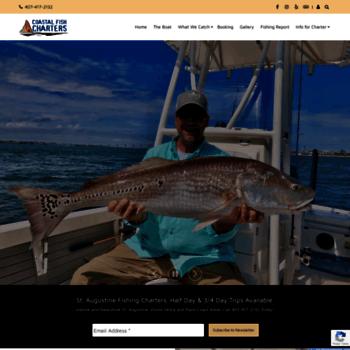 Coastalfish.net thumbnail