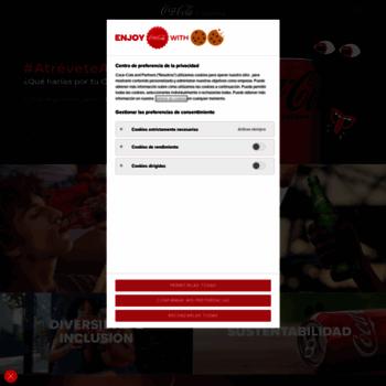 Coca-cola.com.co thumbnail