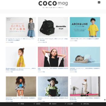 Cocomag.net thumbnail