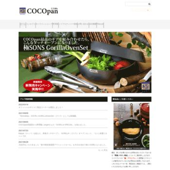Cocopan.co.jp thumbnail