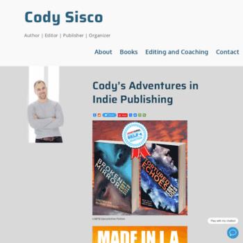 Codysisco.com thumbnail