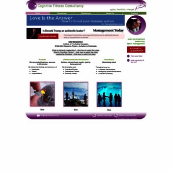 Cognitivefitness.co.uk thumbnail
