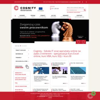 Cognity.pl thumbnail