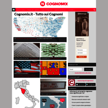 Cognomix.it thumbnail