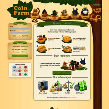 Coin-farm.net thumbnail