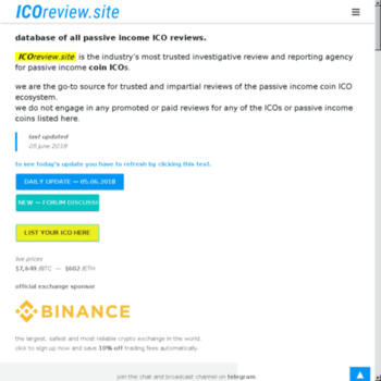 icoreview.site