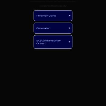 Coinspokemongo Com At Wi Pokemon Go Free Pokecoins Generator Hack