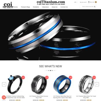 Coititanium.com thumbnail